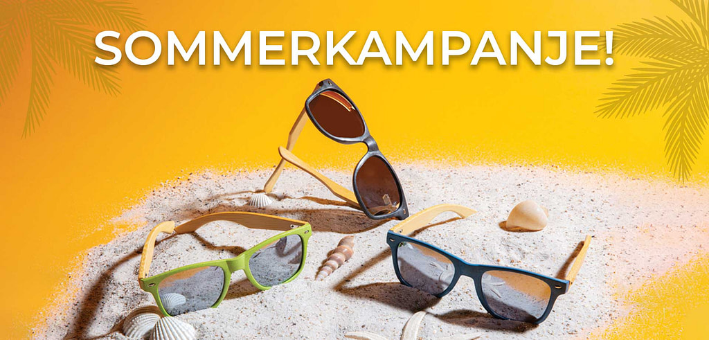 Sommerkampanje-shop