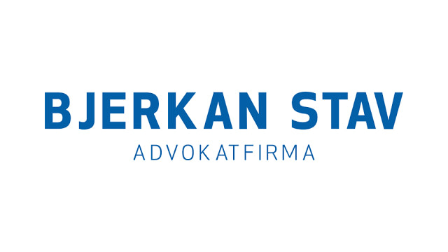 Bjerkan Stav advokat firma logo